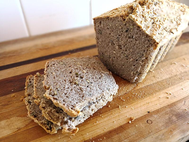 heljdin hleb recept