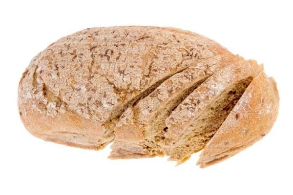 hleb od heljdinog brasna