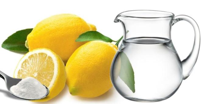 soda limun voda