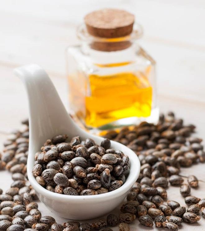 ricinusovo ulje za podocnjake