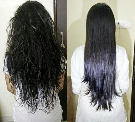 glicerin za kosu