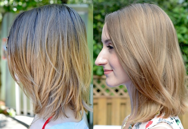kamilica za svetlu kosu