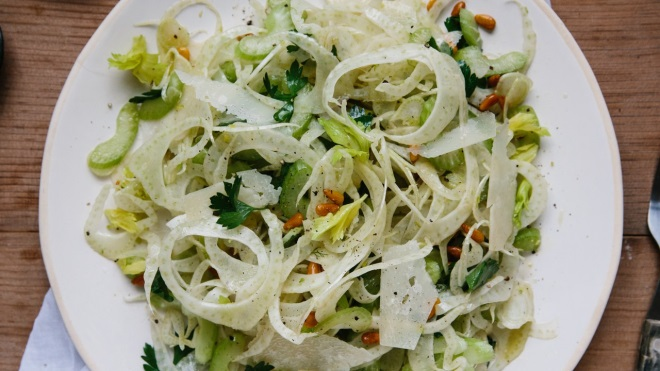 salata od komoraca