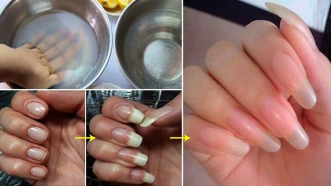 za rast noktiju