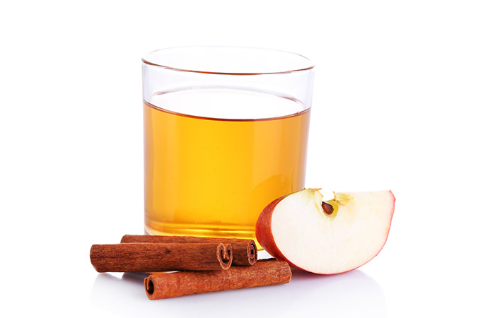 Cimet med i jabukovo sirće za mršavljenje