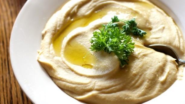 humus namaz od leblebija