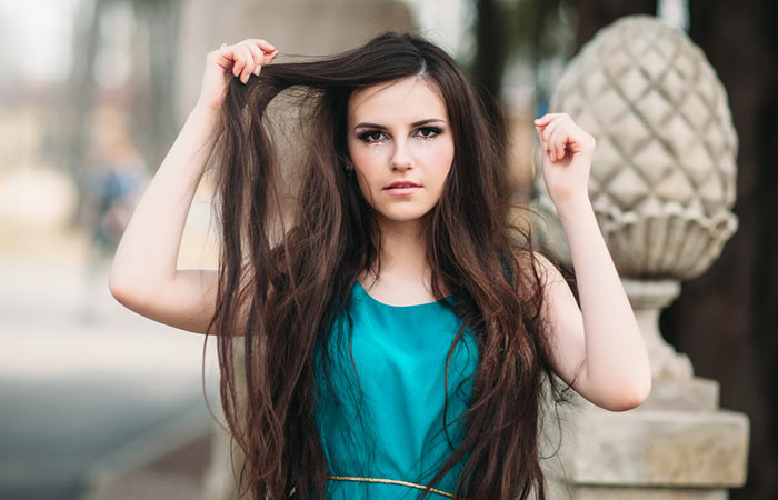 kako koristiti djumbir za kosu
