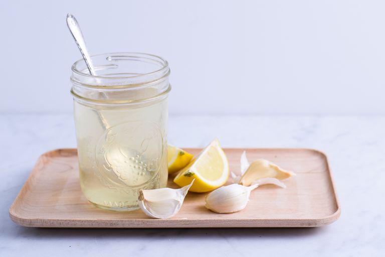 beli luk i limun za krvne sudove