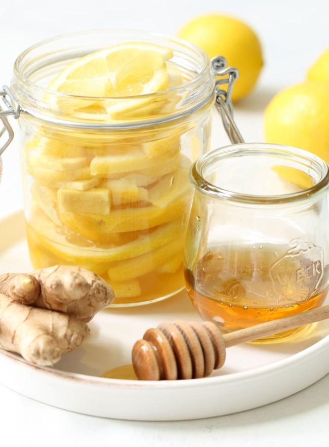 djumbir i limun recept
