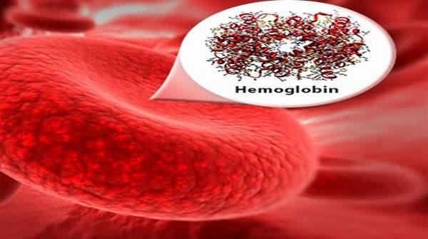 hemoglobin nizak