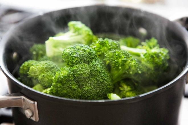 kako se kuva brokoli