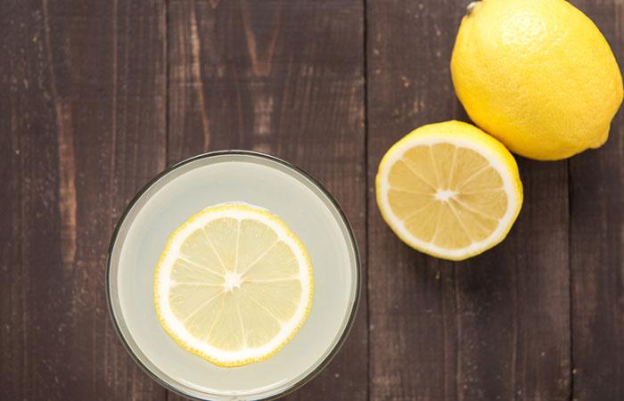 skidanje boje sa kose limunom
