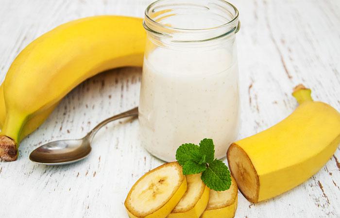 banana za kosu