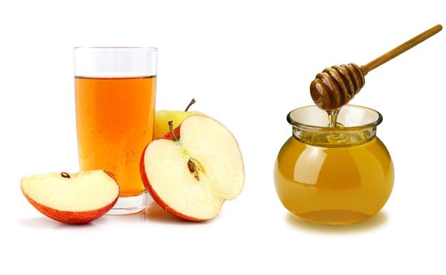 jabukovo sirce i med