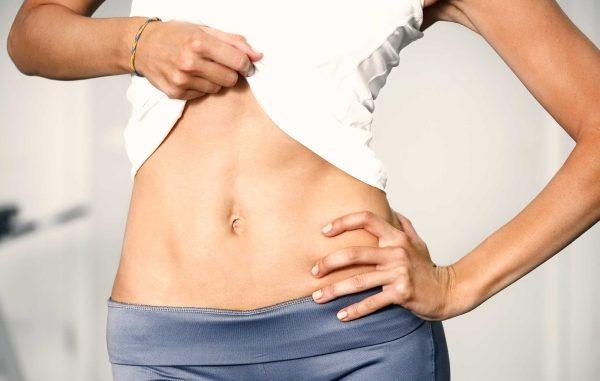 kako smanjiti donji stomak